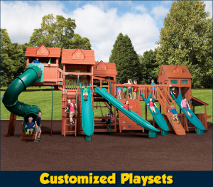 customized playsets